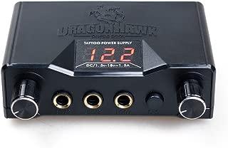 Dragonhawk LCD Dual Tattoo Machine Power Supply P069