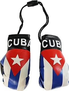 Flagline Cuba - Mini Boxing Gloves