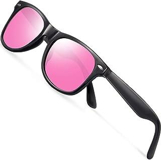 e12b4a4cd1 Polarized Sunglasses for Men Retro - FEIDU Polarized Retro Sunglasses for  Men FD2149