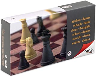Cayro Chess Game - 5 Years & Above - Multi Color