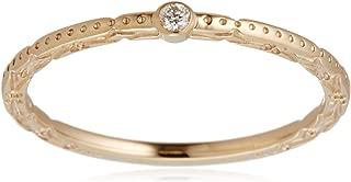 [アガット ファースト] agete FIRST 【K10ゴールド ダイヤモンドリング】 1015311103803011 日本サイズ11号