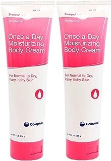 Sween 24 Skin Protectant Cream - 9 Ounce Tube - Pack of 2