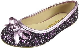 Best toddler purple glitter flats Reviews