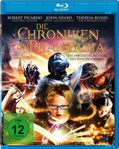 Die Chroniken von Phantasia - Die fantastische Reise des Jungen Gabriel (Blu-ray)