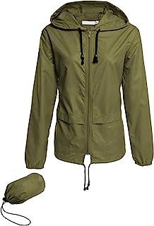 7fab840785 Amazon.it: Verde - Giacche e cappotti / Donna: Abbigliamento