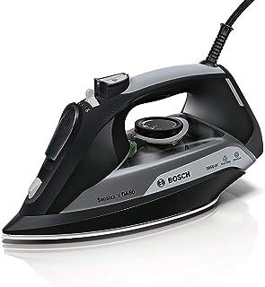 Bosch  3050W Steam Iron, Black/Grey - TDA5072GB