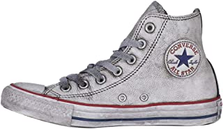 CONVERSE ALL STAR LIMITED EDITION PELLE BIANCO UOMO DONNA MainApps