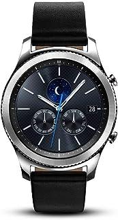Samsung Gear S3 Classic Smartwatch (Bluetooth), SM-R770NZSAXAR versión US con garantía (renovado)