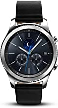 Samsung Gear S3 Classic Smartwatch (Bluetooth), SM-R770NZSAXAR US Version with Warranty (Renewed)