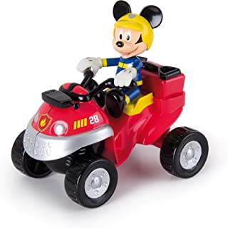 Mickey Mouse IMC Club House - Emergency Fire Quad & Figure