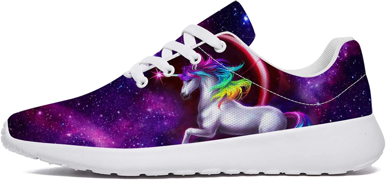 Unicorn Shoes Womens Girls Running S Sport Cheap mail order shopping Max 79% OFF Tennis Athletic