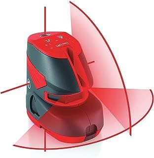 Pendulum Self LevelingCross Line Laser Horizontal and Vertical, Interior and Exterior