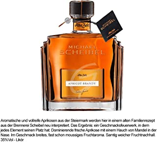 Alte Zeit - Edition Michael Scheibel Obstbrand 1 x 0,7 Ltr Apricot-Brandy