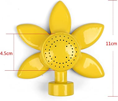glorden Garden Sprinklers for Small Areas with Gentle Water Flow for Kids and Lawn