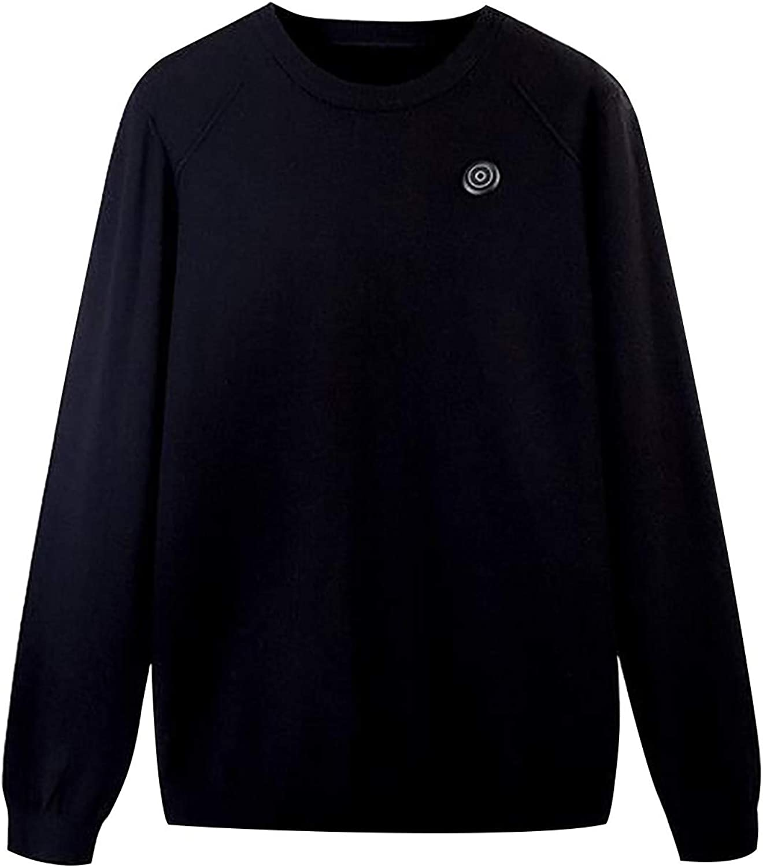 SoeHir Womens Winter Jacket Warm Overcoat Slim Fur-Collar Zipper Thicker Coat Outwear