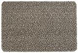 GrassWorx 10376623 Clean Machine Astroturf Dirt Trapper Doormat, 23.5' x 35.5', Flair Earth Taupe
