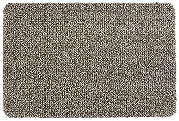 GrassWorx 10376623 Clean Machine Astroturf Dirt Trapper Doormat 23.5 x35.5  Earth Taupe