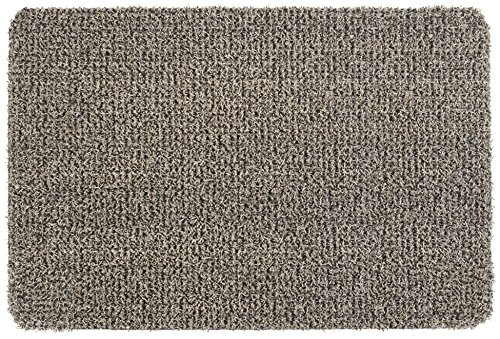 Clean Machine 10376623 Flair Astroturf Doormat, Earth Taupe, 23.5 Inch x 35.5 Inch