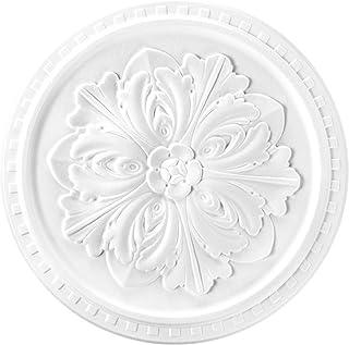 1 roseta para el techo de poliestireno Decora 42 cm DR13