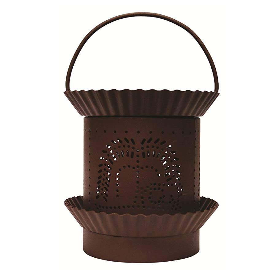 A Cheerful Giver Electric Tree Wax Melter, Brown