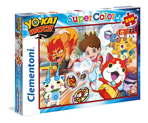 Clementoni - Puzzle 250 Piezas yo-Kai Watch (28217)