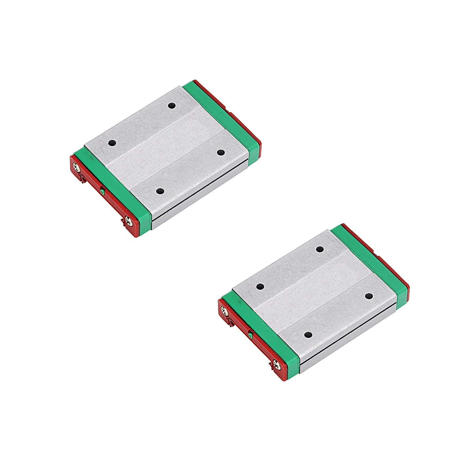 MGN12H Slider of Rail 70% OFF Outlet Guide Max 65% OFF x Miniature Motion Linear for 2pcs