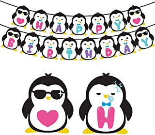 Best penguin party decorations Reviews