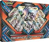 Pokémon - Coffret - Tokorico Gx Chromatique (en Français)