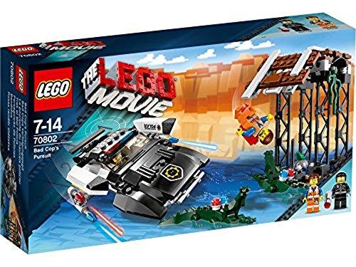 Lego The Movie - Tras el Mal, Policía (70802)