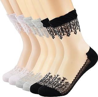e4427ea71 Amazon.com  Silvers - Casual Socks   Socks   Hosiery  Clothing ...