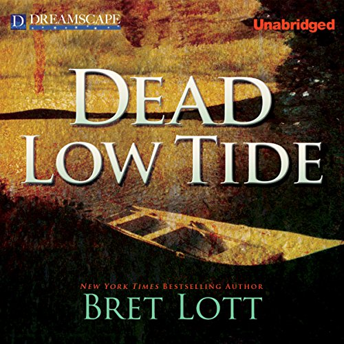 Dead Low Tide audiobook cover art