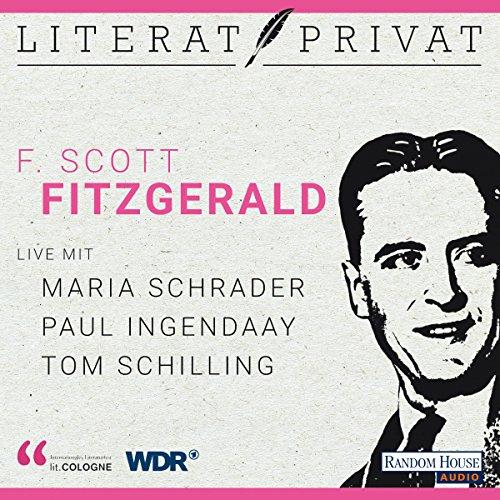 LiteratPrivat - F. Scott Fitzgerald Titelbild