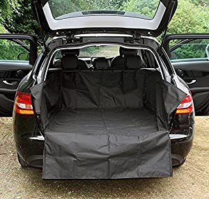 UKB4C Heavy Duty Water Resistant Car Boot Liner Mat Bumper Protector for C-Max All Years