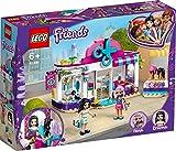 wow Lego Friends 41391 - Salone da parrucchiere Heartlake City
