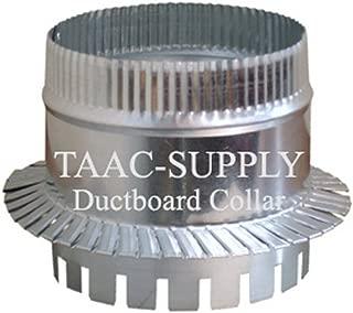 Sheet Metal Ductboard Take off Start COLLAR 4