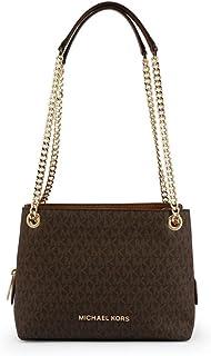 Michael Kors Womens 35S9GTTM2B-BROWN Sling Bag, Brown