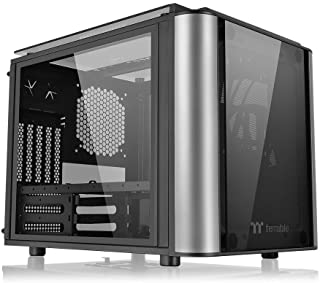 Thermaltake Level 20 VT PC-Case - Caja de Ordenador, Color Negro y Plata
