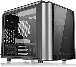 Thermaltake Level 20 VT PC-Case - Caja de Ordenador, Color Negro y Plata