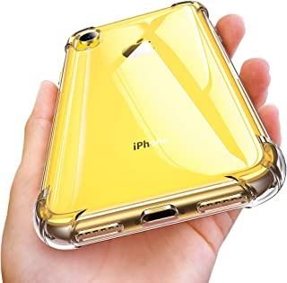 AINOPE Case Compatible with New iPhone, 5.8-inch (Clear)