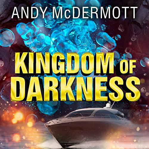 Kingdom of Darkness audiobook cover art