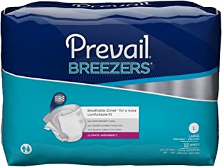 prevail breezers xl