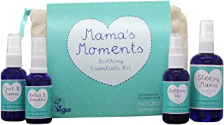 Natural Birthing Company Birthing Essentials Kit, Gift Set for Mums-to-Be, 1 x 392g