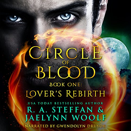 Circle of Blood Book One audiobook cover art