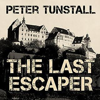 The Last Escaper audiobook cover art