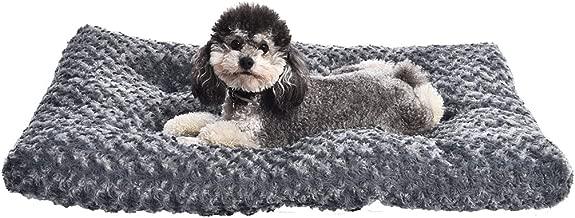 AmazonBasics Plush Pet Bed