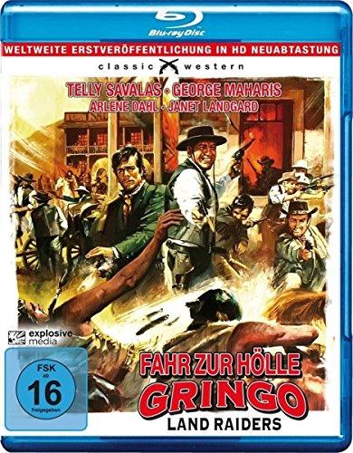 Fahr zur Hölle, Gringo [Blu-ray]