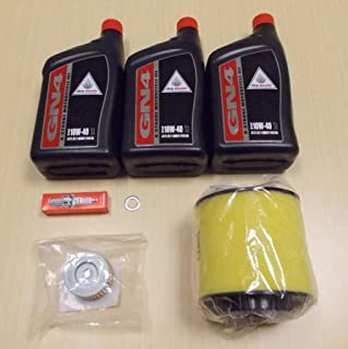 New 2000-2006 Honda TRX 350 TRX350 Rancher ATV Complete Oil Service Tune-Up Kit