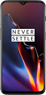 OnePlus 6T A6013 128GB Mirror Black - T-Mobile (Renewed)
