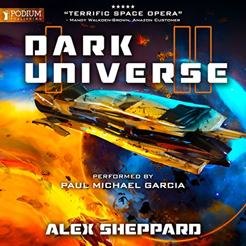 Dark Universe cover art
