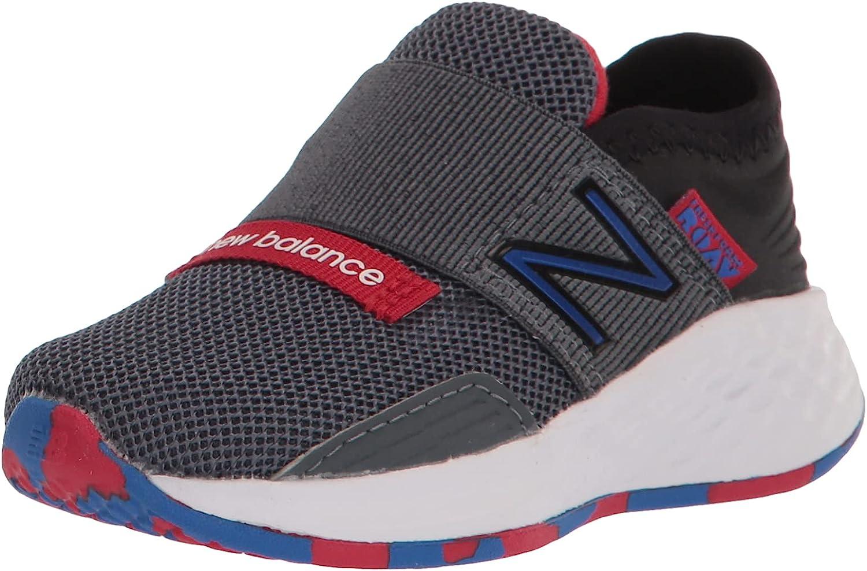 New Balance Kid's Fresh Foam Roav V1 In a popularity Sneaker Slip-On Super sale